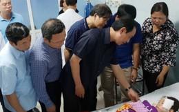 Giành giật sự sống cho các nạn nhân vụ tai nạn giao thông thảm khốc ở Lai Châu