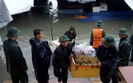 Nghệ An: Mưa lớn kéo dài khiến 1 người chết, hơn 5.000 ngôi nhà ngập sâu