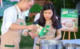Knorr lần đầu ra mắt sản phẩm bột nêm có nguồn gốc tự nhiên