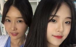 Bác sĩ nha khoa Hàn Quốc 50 tuổi 'gây sốt' với vẻ ngoài như cô gái 25