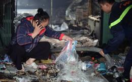 Vụ cháy chợ Sóc Sơn: Bãi thị hôm trước, hôm sau chợ cháy?