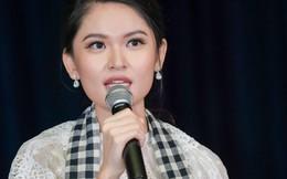 Á hậu Thùy Dung tiết lộ lý do không dùng Facebook