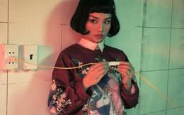 Miu Lê 'thả thính' trong MV nhuốm màu kinh dị