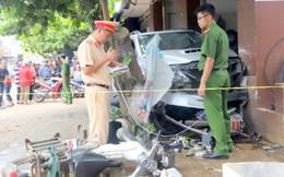 Lâm Đồng: Ô tô lao lên vỉa hè gây tai nạn liên hoàn, 1 phụ nữ tử vong