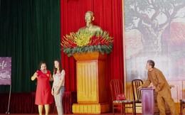 Hội LHPN quận Thanh Xuân giành giải Nhất 'Hội thi tuyên truyền pháp luật về phòng, chống mua bán người'