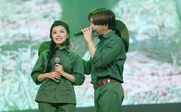 Sao Mai Thu Hằng kể chuyện tình yêu thời chiến cùng 'trai đẹp' Trung Quân