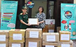Hội Phụ nữ Báo Quân đội Nhân dân đồng hành cùng Mottainai