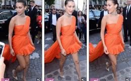Các nữ minh tinh biến đại tiệc của Vogue thành sàn catwalk