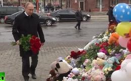 Nga tổ chức quốc tang nạn nhân vụ cháy ở Kemerovo