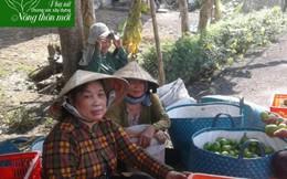 Người Chi hội trưởng Phụ nữ tích cực xây dựng nông thôn mới