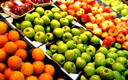 Tiêu hủy hơn 2 tấn trái cây nhập lậu, không rõ nguồn gốc xuất xứ