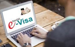 Thí điểm cấp thị thực điện tử