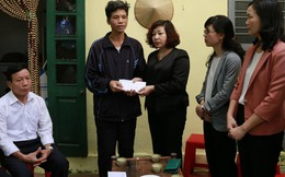 Hội LHPN Việt Nam thăm hỏi, hỗ trợ gia đình cô dâu Việt Nam bị chồng người Hàn Quốc sát hại