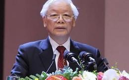 Tổng Bí thư, Chủ tịch nước Nguyễn Phú Trọng gửi thư chúc mừng năm học mới