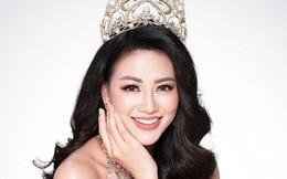 Nguyễn Phương Khánh xuất sắc đăng quang Hoa hậu Trái đất 2018