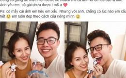 Ca sĩ Đông Hùng công khai bạn gái sau sự vụ bị chủ nợ của mẹ vây chém