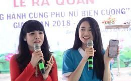 Tây Ninh ra quân hưởng ứng Chương trình 'Đồng hành cùng phụ nữ biên cương'