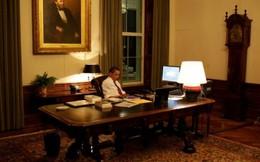 Tổng thống Obama: Người đàn ông của bóng đêm