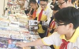 Nhà sách, siêu thị đồng loạt giảm giá tới 50% nhiều sản phẩm phục vụ năm học mới