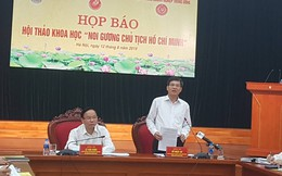 Một cách bày tỏ lòng biết ơn với Chủ tịch Hồ Chí Minh