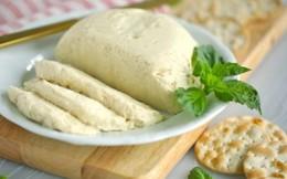 2 công thức phô mai cực ngon cho người ăn chay