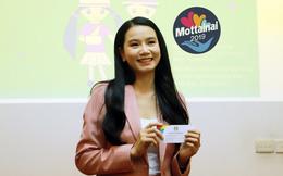 Diễn viên Lương Giang mong làm MC Ngày hội Mottainai 2019 tại Hà Nội