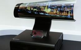Màn hình có thể cuộn lại của LG sẽ được bán ra thị trường trong 2019