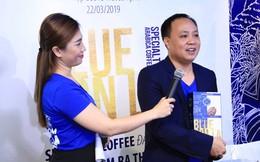 Thêm một thương hiệu Việt tham gia thị trường cà phê sạch