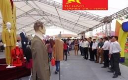 Hà Nội lần đầu tổ chức vinh danh làng nghề may comple, veston