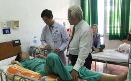 Phẫu thuật cho nữ bệnh nhân có ngón tay chân dài như nhện