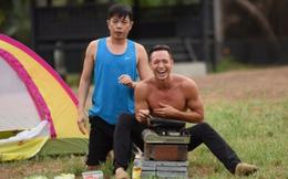 'Chắc ai đó sẽ về' làm nền cho hạnh phúc của Thái Hòa và Kim Lý