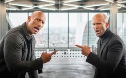 2 tài tử kết hợp đầy kịch tính trong 'Fast & Furious' ngoại truyện