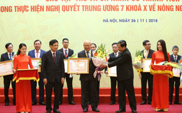 Vinamilk nhận bằng khen của Thủ tướng Chính phủ về phát triển bền vững