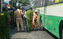 Vụ tai nạn xe buýt thương tâm giữa TPHCM