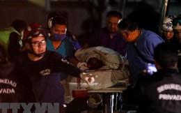 Gần 70 người chết trong vụ nổ đường ống dẫn nhiên liệu ở Mexico