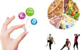 Có thể giảm cân khi uống canxi và vitamin D trong 12 tuần