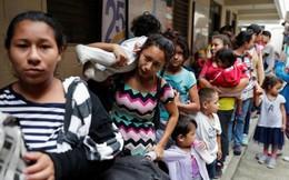 Nước Mỹ chia rẽ trước cuộc bầu cử giữa kỳ do chính sách nhập cư của ông Trump