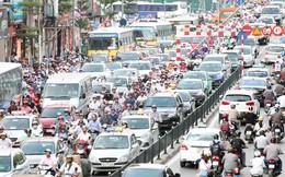Giải quyết ùn tắc giao thông Hà Nội: Khó nhưng làm được