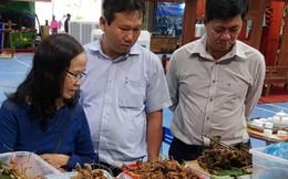 Người dân thu 4,6 tỷ đồng từ Phiên chợ sâm Ngọc Linh