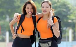 Hoa hậu Kỳ Duyên, Minh Triệu, MLee tranh tài video cùng 'Cuộc đua kỳ thú'