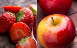 Những trái cây có thể ăn khi đói