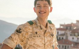Chồng ghen với Song Joong-ki