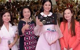 Hoa hậu Ngọc Hân chia sẻ bí quyết để có làn da khỏe mạnh