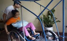 Cả nhà lo khi con gái khuyết tật được tuyển thẳng vào ĐH Bách khoa
