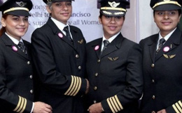 Chuyến bay lập kỷ lục thế giới của phụ nữ