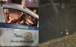 Hà Nội: Nghi án mâu thuẫn tình cảm, đâm gục nữ tài xế taxi rồi tự vẫn