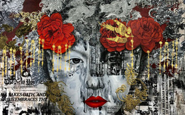 Họa sĩ danh tiếng Thái Lan triển lãm tranh tại Việt Nam