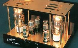 'Cuộc cách mạng' âm thanh của ampli đèn