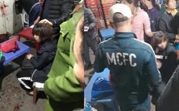 Hà Nội: Truy bắt kẻ nổ súng cướp túi xách chứa hàng chục triệu đồng ở chợ Long Biên