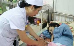 Thai nhi 39 tuần suýt tử vong vì dây rốn quấn cổ nhiều vòng